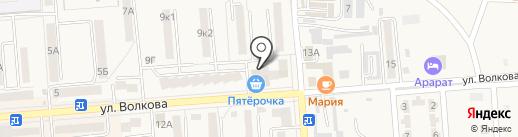 Сбербанк России на карте Лермонтова