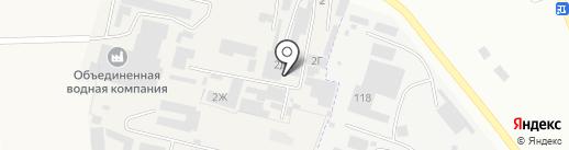 СТРОЙИНВЕСТ на карте Винсад