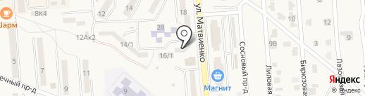 ЖКХ на карте Лермонтова