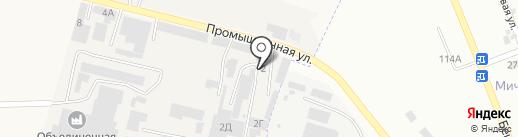 Грос-Пак на карте Винсад