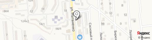 Мировые судьи г. Лермонтова на карте Лермонтова