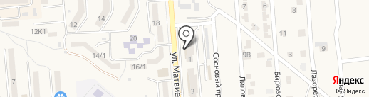 Безопасный дом на карте Лермонтова