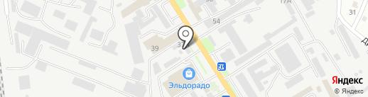 37 на карте Пятигорска