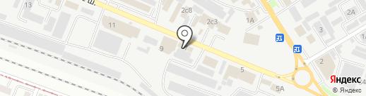 Лест-Мастер на карте Пятигорска