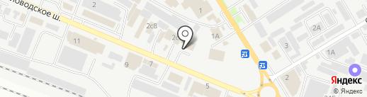 Джокер на карте Пятигорска