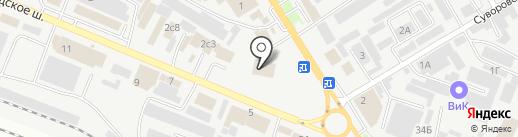 Filiks-авто на карте Пятигорска