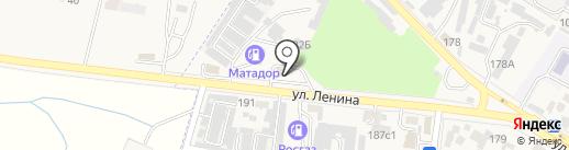 АЗС Роснефть-Ставрополье на карте Железноводска