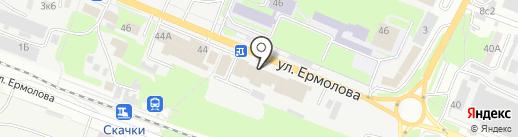 АНТ-Софт на карте Пятигорска
