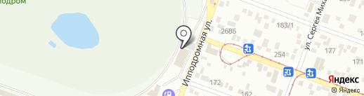Ателье Мебели на карте Пятигорска
