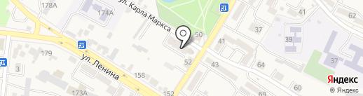 Компания по прокату лимузинов на карте Железноводска