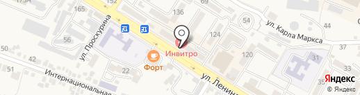 FastMoney на карте Железноводска