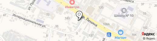 Магазин на карте Железноводска
