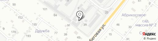 Монтажная компания на карте Пятигорска