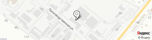 Дарья-Металл-Групп на карте Пятигорска