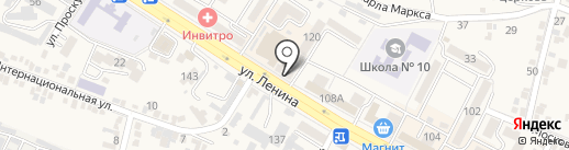 Лианамедсервис на карте Железноводска
