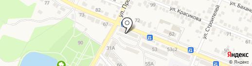 Мастерская по ремонту бытовой техники на карте Железноводска