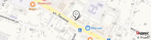 ГастрономчикЪ на карте Железноводска