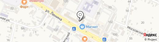 Ремонтная мастерская на карте Железноводска