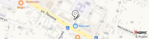 Магазин промтоваров на карте Железноводска