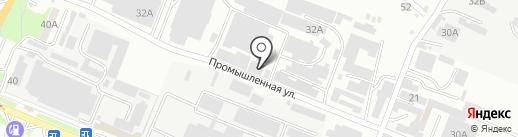 ПРОДУКТ-СЕРВИС на карте Пятигорска
