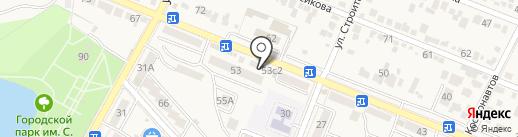 Дом гиро на карте Железноводска