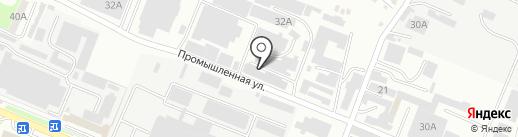 Бетахим на карте Пятигорска