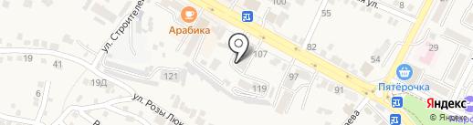 Инсайт на карте Железноводска