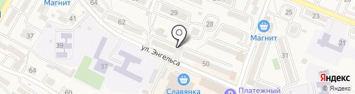 Fusion на карте Железноводска