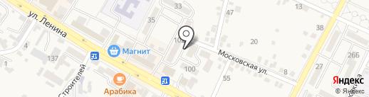 Ставропольская краевая коллегия адвокатов на карте Железноводска