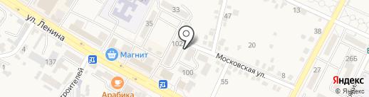 Альтернатива на карте Железноводска