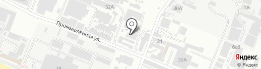 АСТРО-М.С. на карте Пятигорска