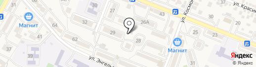 Grimerka на карте Железноводска