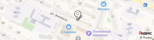 ИФНС на карте Железноводска
