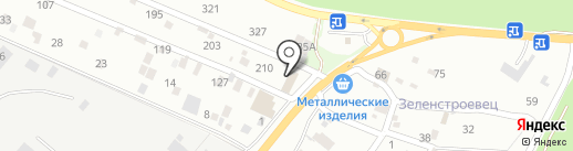 Бомонд керамика на карте Пятигорска
