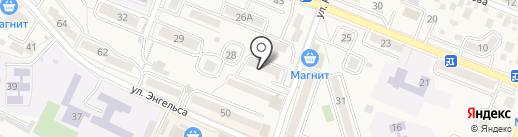Сбербанк России на карте Железноводска