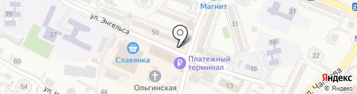 Межрайонная инспекция Федеральной налоговой службы России №9 по Ставропольскому краю на карте Железноводска