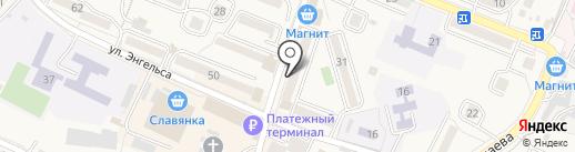 Центр налоговой консультации на карте Железноводска