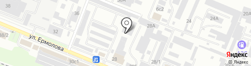 Светлана и К на карте Пятигорска