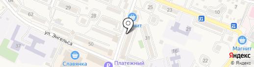 Детская музыкальная школа на карте Железноводска