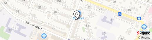 Ателье по пошиву и ремонту одежды на карте Железноводска