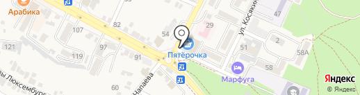 Билайн на карте Железноводска