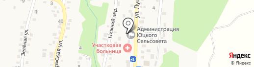 Пролетарская Воля на карте Юц
