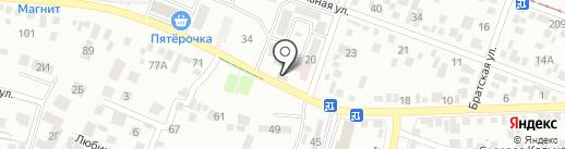 DIAMOND на карте Пятигорска