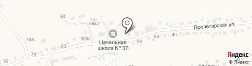 Предгорныйрайгаз на карте Юц