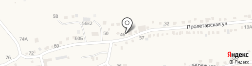 Юцкий на карте Юц