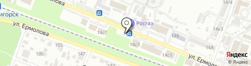 Торговое Технологическое Оборудование на карте Пятигорска