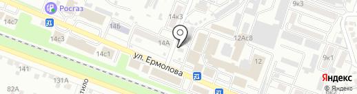 Ростмедтех на карте Пятигорска