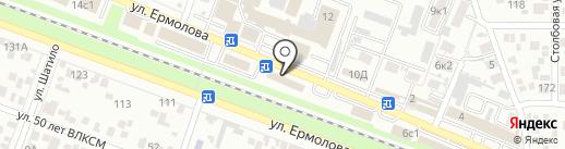 Жемчужина на карте Пятигорска