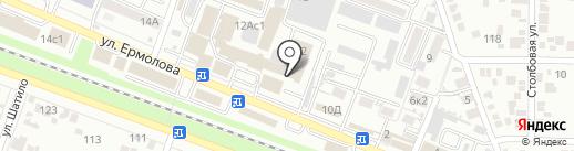 Другая Мебель на карте Пятигорска