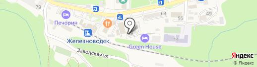 АУДИТ-СЕРВИС на карте Железноводска